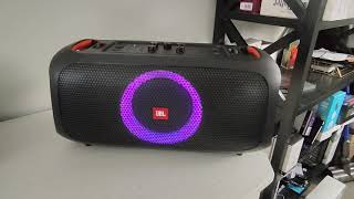 JBL Party On…