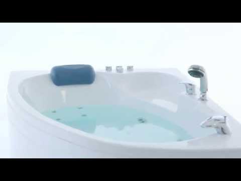 Triton Кайли Нью - ванна из акрила - Сантехника ViP