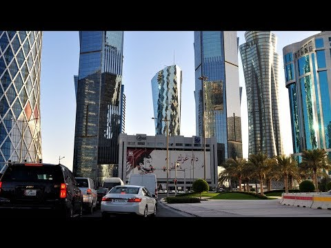 Doha Downtown Qatar