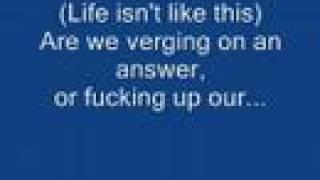 Rise Against - Survive (with lyrics)