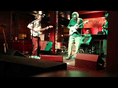 """The Brockefellers w/ Special Guest Hector Qirko- """"These Boots Are Made For Walking"""""""