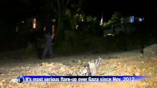 Израел и Ивицата Газа си разменят удари
