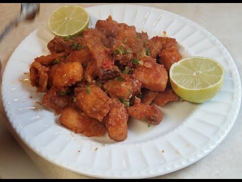 Fish Goulash -Ethiopian Food - Asa