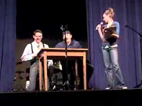 Brian Regan's Stupid In School - The Skit!