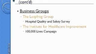 Focus Health Care Quality Center Health Affairs