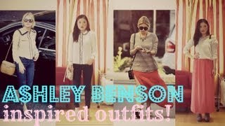 Ashley Benson Inspired Outfits! [Collab with PinkBeautyBliss] ♥ Thumbnail