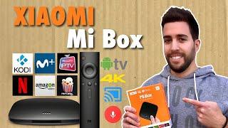 Xiaomi Mi Box y Mis Apps - El Mejor Android TV Box BARATO | Review