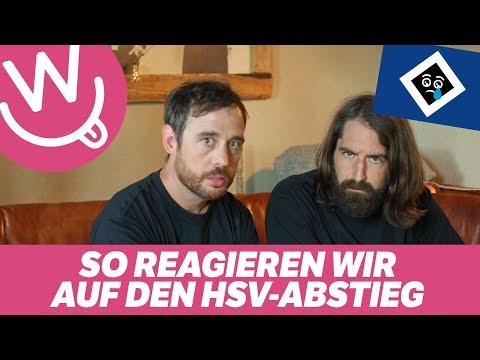 Wie WUMMS auf den HSV-Abstieg reagiert...