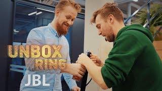 Išdrįsk pasiklausyti!   JBL XTREME 2 ir Charge 4   Unbox Ring apžvalga