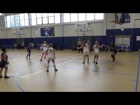 Sussex Women's Basketball vs Atlantic Cape Community College 12/1/2018
