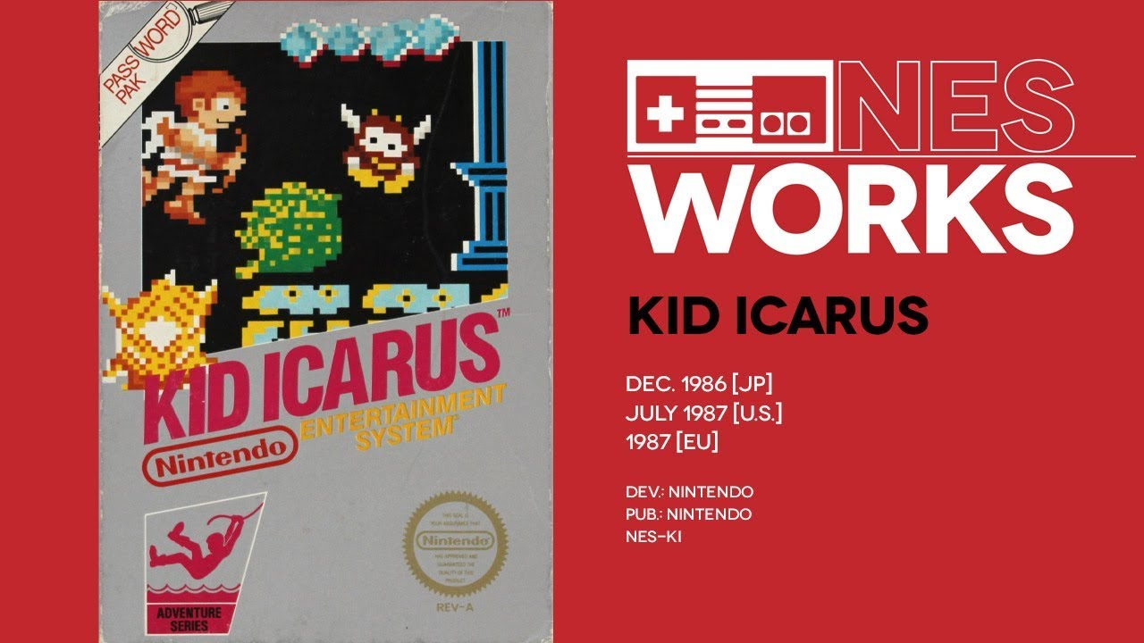 Be thankful: Games have become less harsh than Kid Icarus