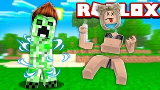 THE BEST CREEPERS IN ROBLOX! (CREEPER'S LIFE)
