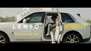 Wendyyy - LENTO ( Official Video ) Feat Durkheim. S1 E3