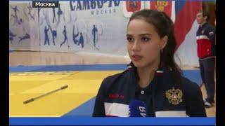 Alina Zagitova Interview before Novogorsk Camp D