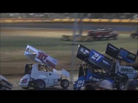 Sunset Speedway 600 Open A Main