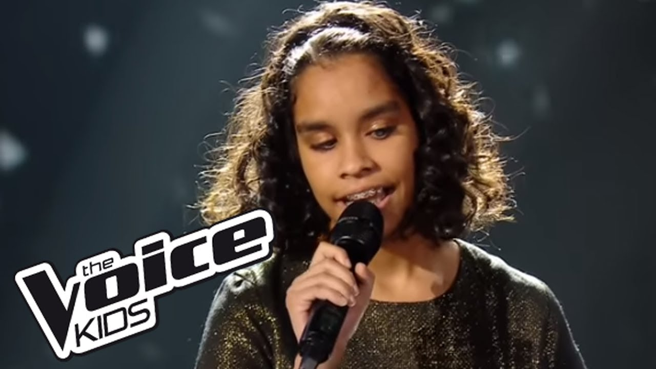 The Rose - Bette Midler | Jane |The Voice Kids 2015 | Finale