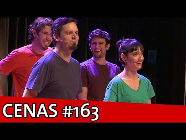 IMPROVÁVEL - CENAS IMPROVÁVEIS #163