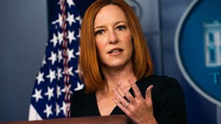 White House's Jen Psaki reacts to Tom Cotton's claims at news conference - 5/4 (FULL LIVE STREAM)