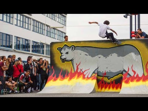 Chaos and Skateboarding in Copenhagen | CPH Open Highlights