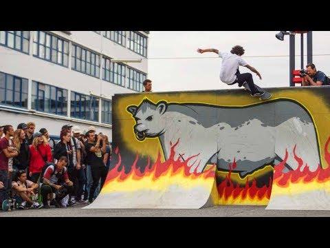 Chaos and Skateboarding in Copenhagen | CPH Open Highlights