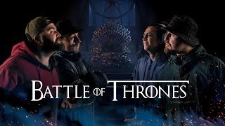 BATTLE OF THRONES Runda 2