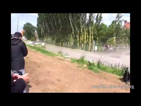 Los Mejores Choques De WRC RALLY