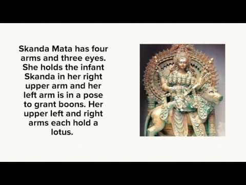Maa SkandaMata - Navratri Day 5