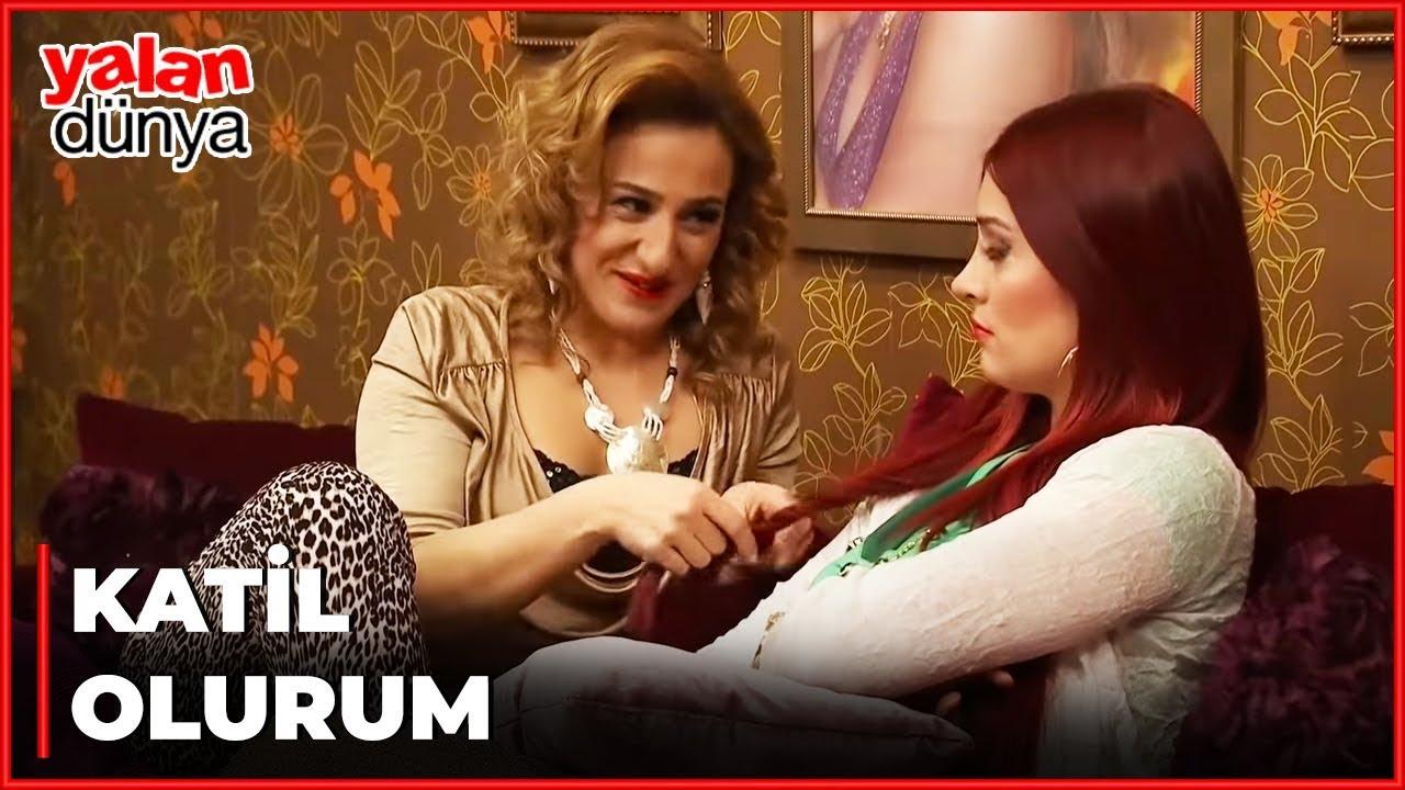 Zerrin, Tülay'a Ahmet'e Şans Vermesini İstiyor! - Yalan Dünya 73. Bölüm