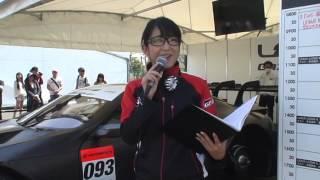 日曜のMOTOR SPORT JAPAN 2017です。 ・レクサスではLC500テストカーの...