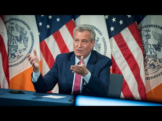 De Blasio Delays NYC School Reopening Yet Again