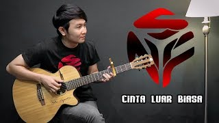 Top Hits -  Cinta Luar Biasa Nathan Fingerstyle Guitar Cover