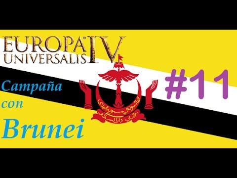 EU4 | Campaña con Brunei | #11 | ´´Asalto a Bengala``