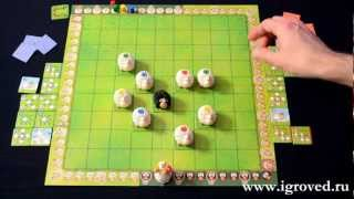 Овечья жизнь. Обзор игры от Игроведа.(Что делают на лугу милые овечки? Какие существуют фазы игры? В какой из них надо толкаться? Сколько очков..., 2013-03-20T03:27:31.000Z)