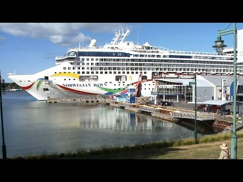 Cruise passengers to Bermuda end up in Halifax instead