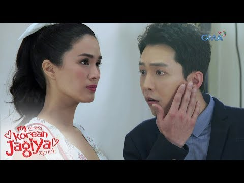 My Korean Jagiya: Don't ever hurt Gia's jagiya!
