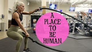 A Place to be HUMAN | Glute Workout