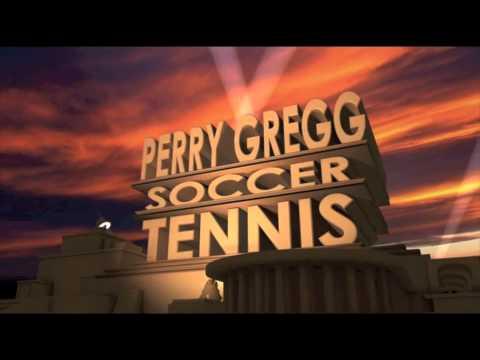 latin Perry Gregg Soccer Tennis logo