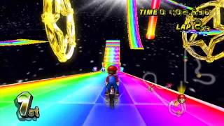 Custom Track - DS Rainbow Road [Alpha] (By Rukasudo90)