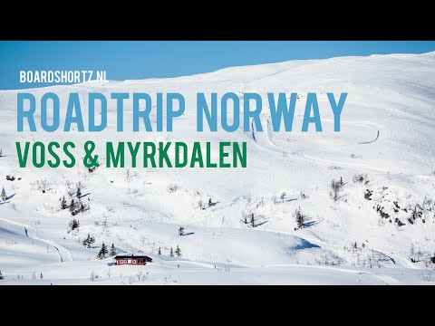 Skiing And Snowboarding In Norway