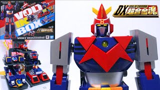 【 DX Soul of Chogokin】VOLT IN BOX VOLTES V wotafa's review