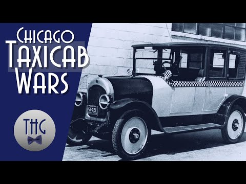 The Chicago Taxicab Wars