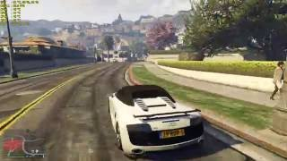 GTA V PC - GTX 960/i5 4460 FPS Test High Settings [1080p 60fps]