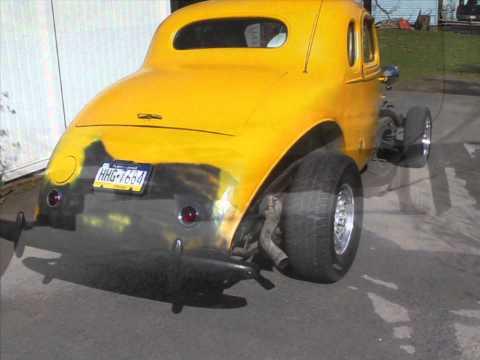 Yellow 1935 Chevy.wmv