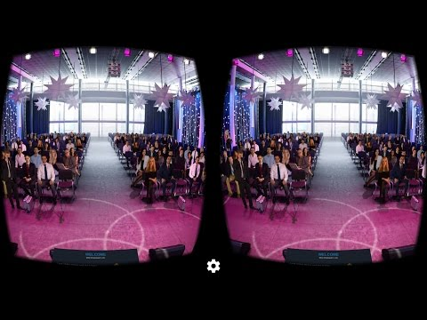Public Speaking & Job Interview Practice in VR - VirtualSpeech