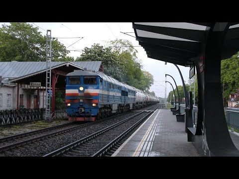 Trains of Estonia 2017
