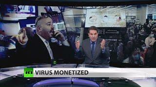 Coronavirus shuts down 16 cities, markets plunge