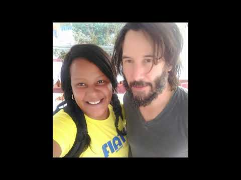 Keanu Reeves in Italy 9/2017
