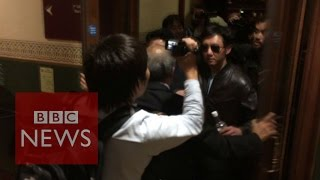 Kim Jong-un's older brother attends Eric Clapton's gig? BBC News