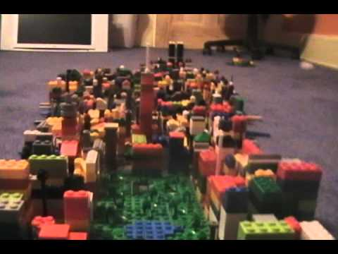 Lego New York City Youtube