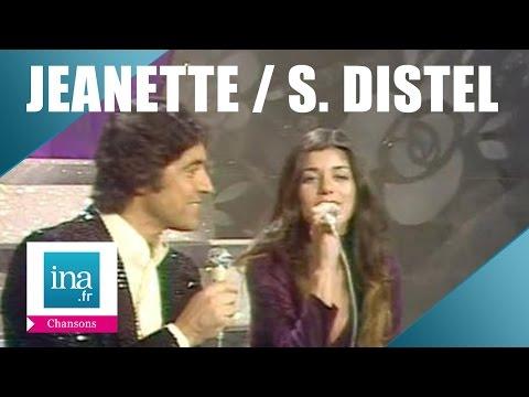 "Jeanette et Sacha Distel ""Porque te vas""  | Archive INA"